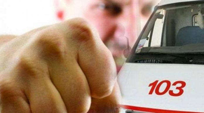 В Москве пьяный мужчина напал на фельдшера скорой помощи