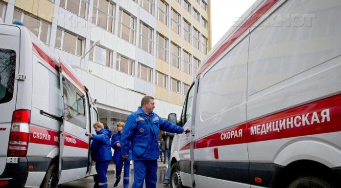 Пациент напал на охранника в НИИ скорой помощи