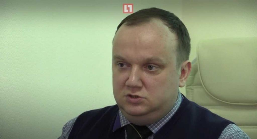 врач-невролог Александр Кауркин