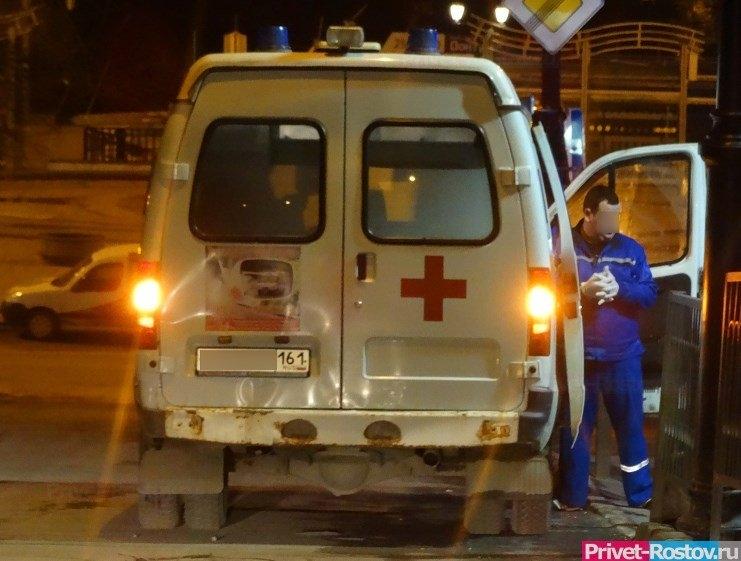 Сотрудники скорой помощи