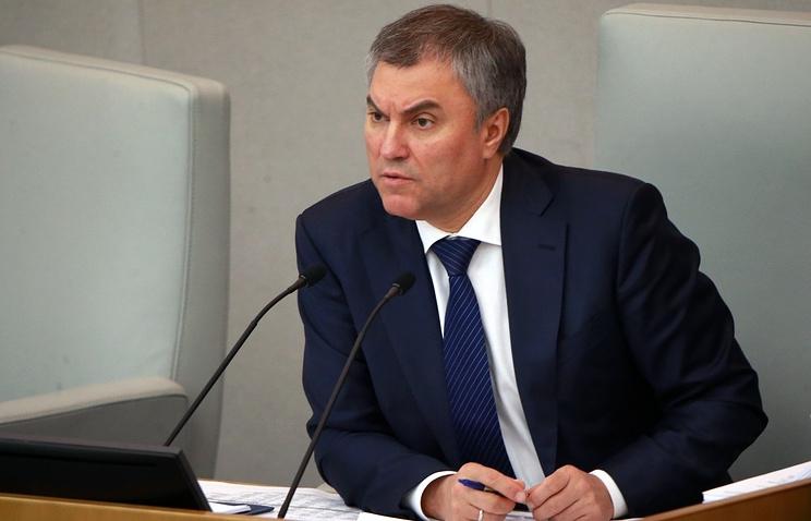 Володин назвал кричащей ситуацию с финансированием медицинских вузов в РФ