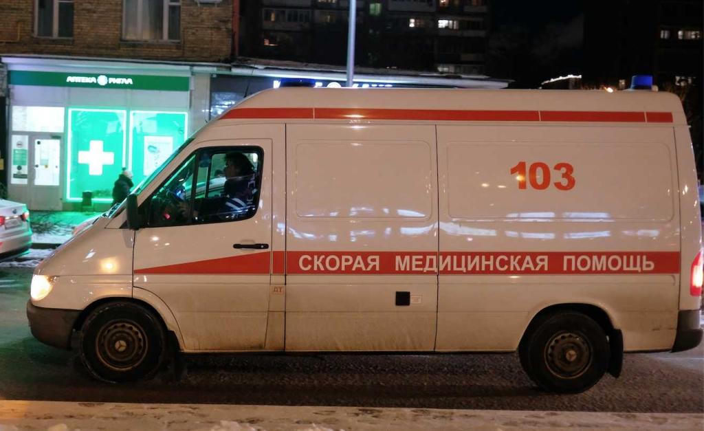 Скорая медицинская помощь 03 - депутат