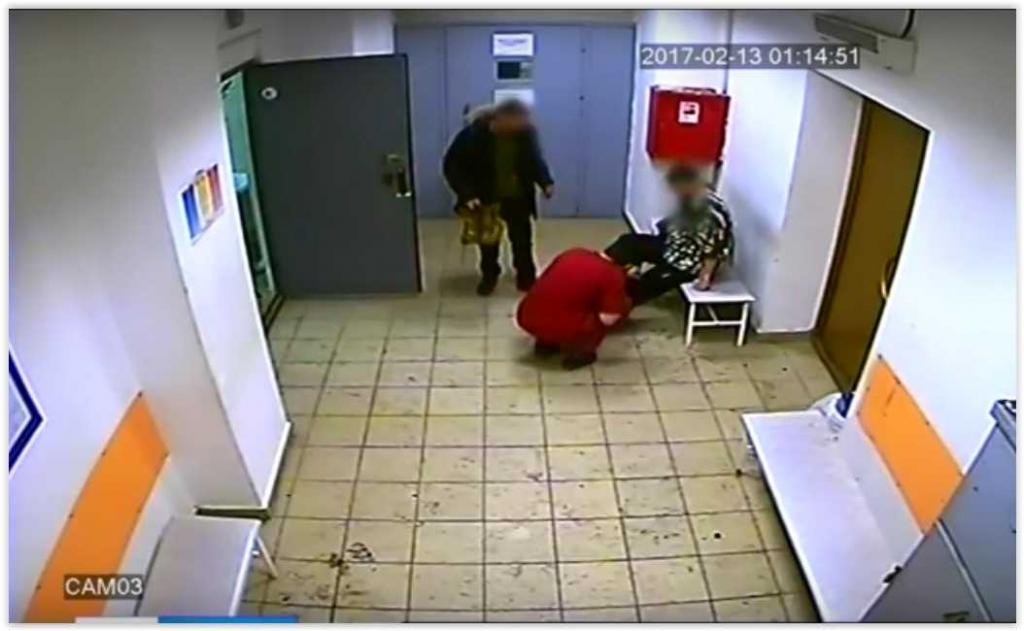 Очередное нападение на врача в Ярославле (видео)