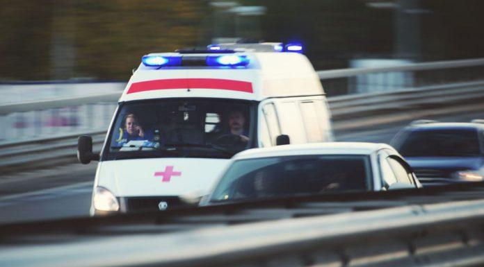 Медики на скорой