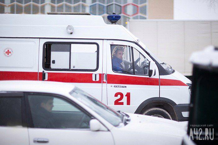 """Кузбассовец соврал """"скорой"""" о ранении в шею, """"чтобы быстрее приехали"""""""