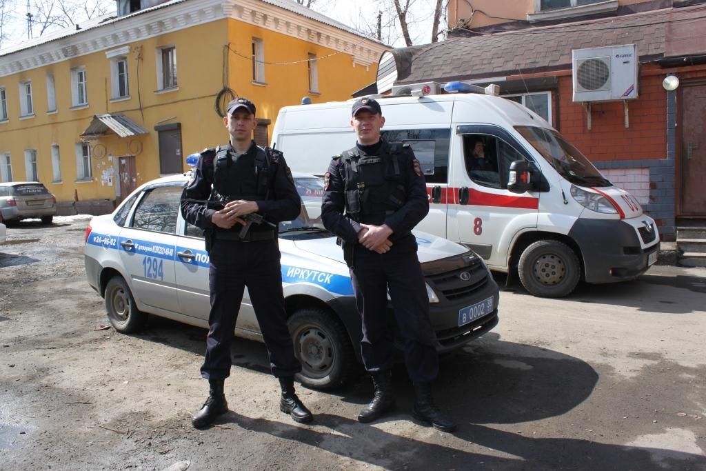 Сотрудники скорой помощи Иркутска теперь под защитой Росгвардии