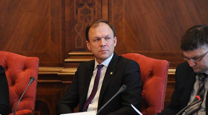Министр здравоохранения Коми Дмитрий Березин
