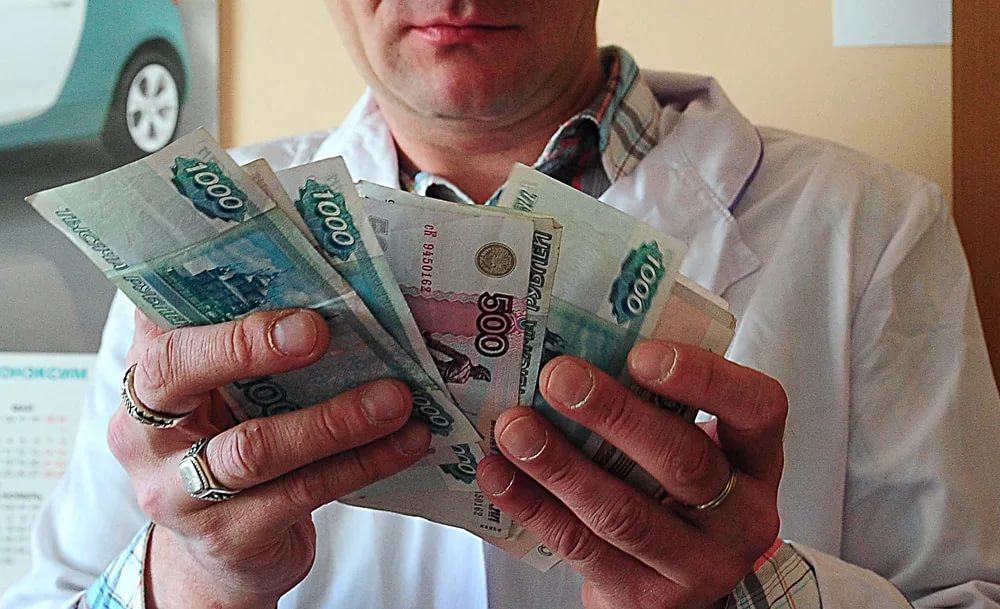 Скворцова заявила о росте зарплаты российских медиков на 75% за пять лет
