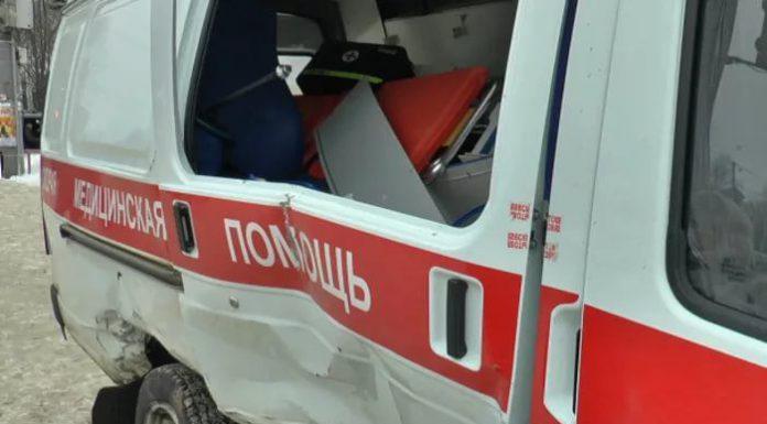 """""""Скорая помощь"""" сбила школьника в Кузбассе, ребенок госпитализирован с серьезными травмами"""