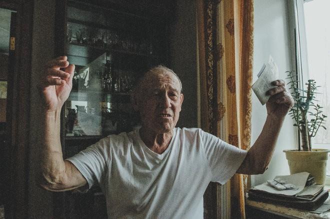 80-летний врач скорой: «Я помню, как закончилась война»
