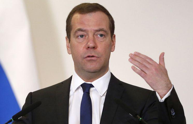 Дмитрий Медведев: Налогов на бездетность не будет