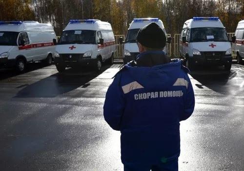 Омские росгвардейцы спасли фельдшера от избиения пациентом
