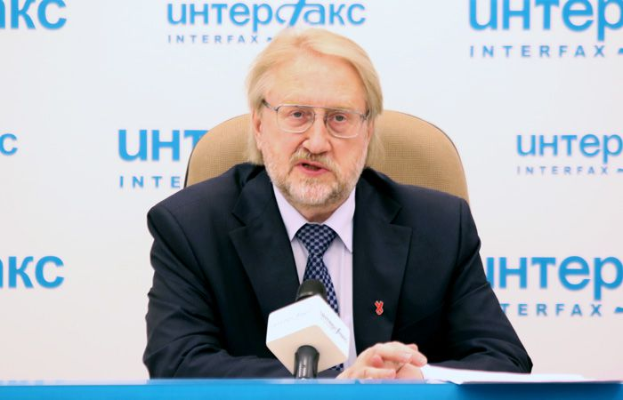 Академик РАН Вадим Покровский