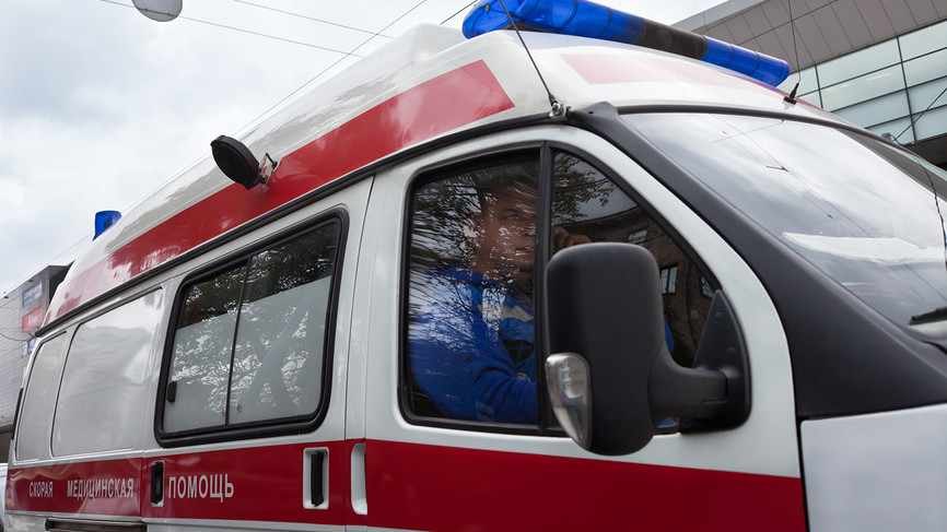 В Крыму избили водителя скорой помощи