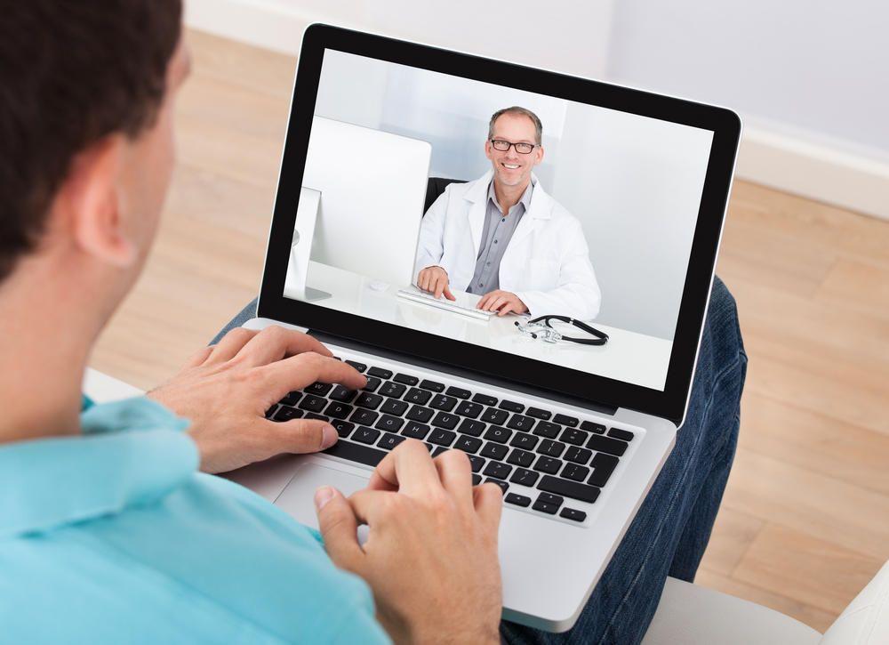 телемедицинские консультации