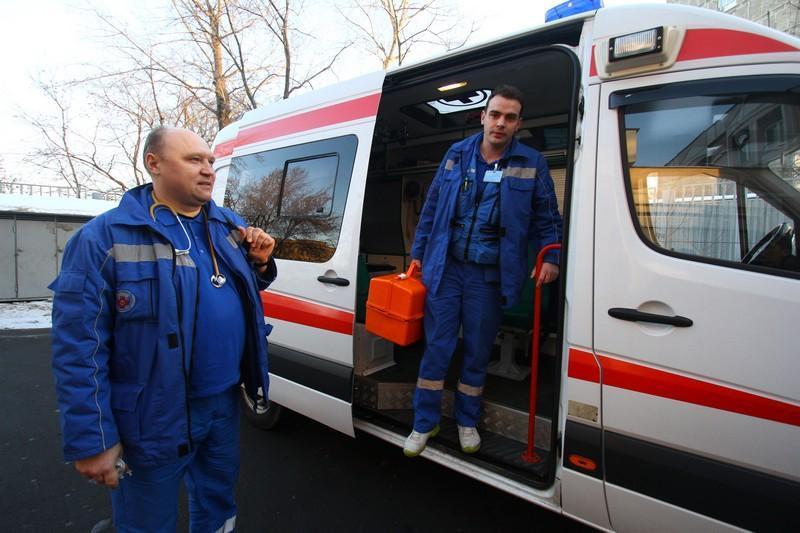 В Новокузнецке мужчина избил фельдшера скорой помощи