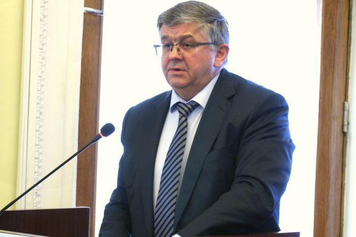 Заместитель министра здравоохранения Сергей Краевой