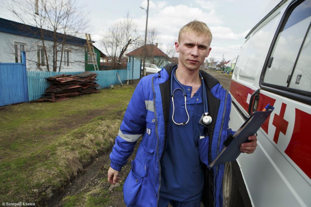 «Земский доктор»: легко ли быть врачом в российской глубинке? 22