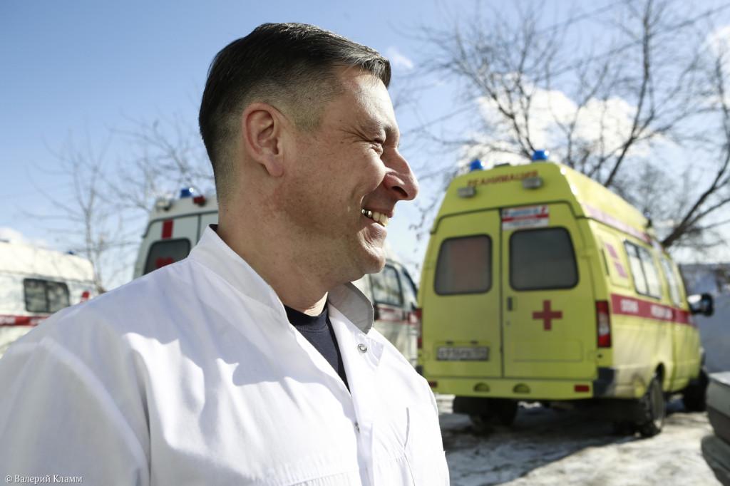 «Земский доктор»: легко ли быть врачом в российской глубинке? 11