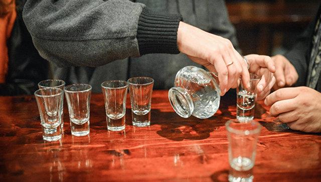 Госдума готовится к принудительному лечению алкоголизма