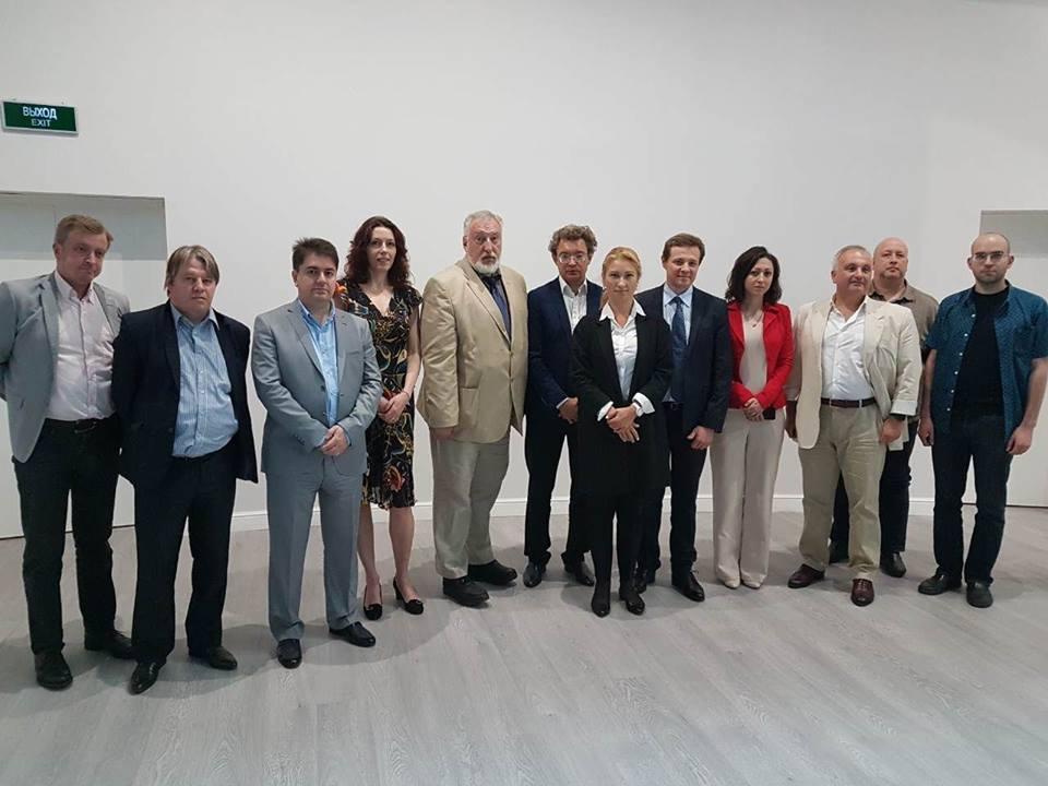 В России прошло первое заседание Гильдии защиты медработников