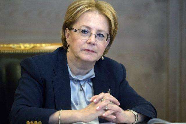 Вероника Скворцова: Детей скандального брянского перинатального центра невозможно было спасти