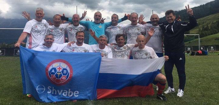 На Чемпионате мира по футболу среди врачей победили россияне