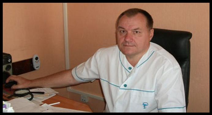 Главврач станции скорой помощи Оренбурга Сергей Бедных