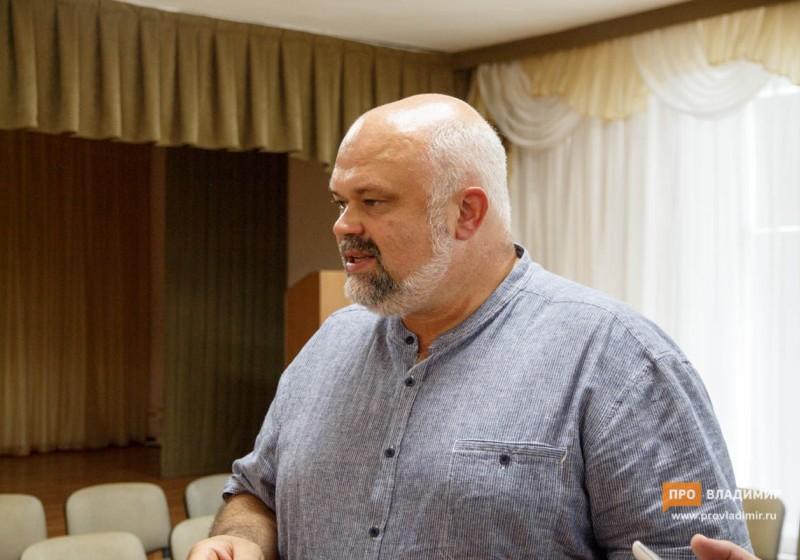 Главный врач Судогодской районной больницы Анатолий Уколов