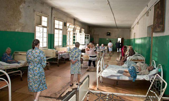 """Фонд """"Здоровье"""": каждой шестой больнице в России нужен капремонт"""
