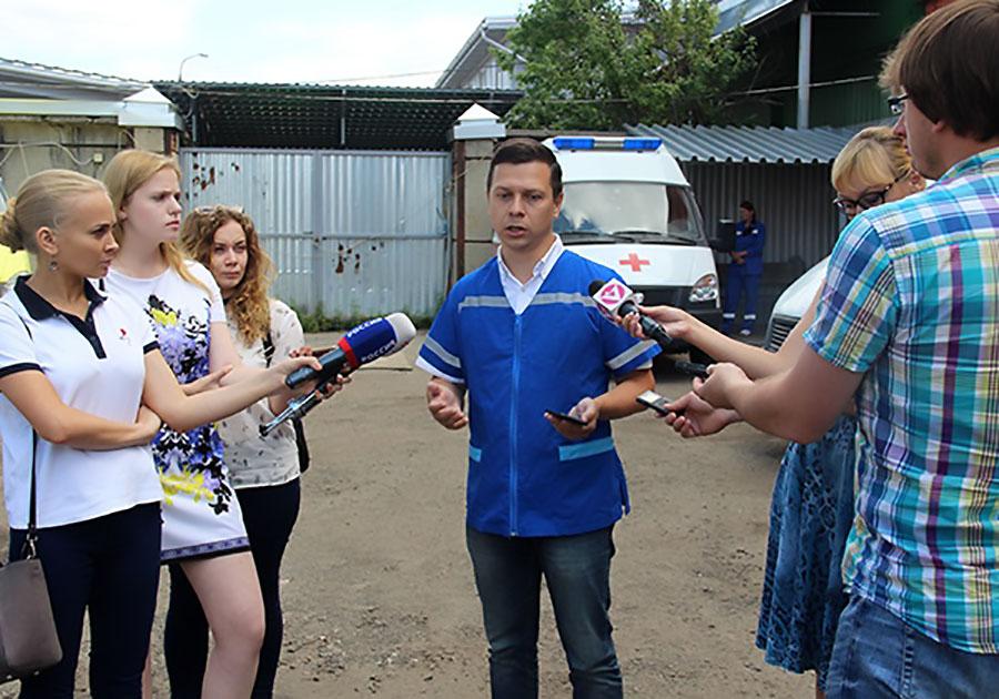 Владимирские депутаты проехались на вызовы с фельдшерами и потребовали усилить наказание за ложные вызовы