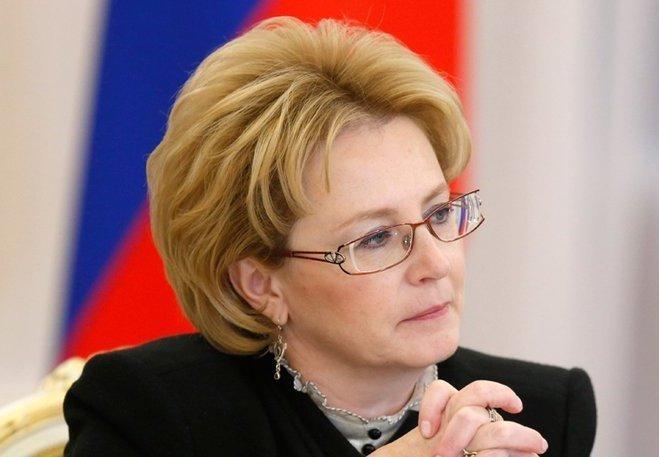 Вероника Скворцова объявила о снижении смертности в России