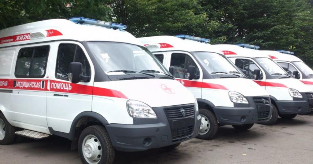Покупка автомобилей скорой медицинской помощи