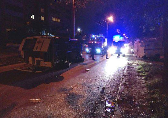 В Волгограде в столкновении легковушки и скорой помощи пострадала 27-летняя фельдшер