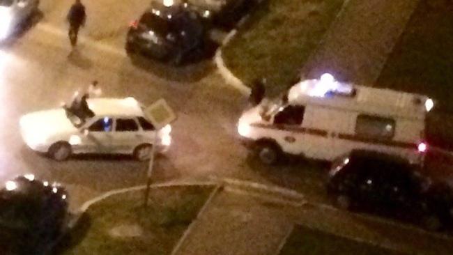 Оренбургский автомобилист подрался с водителем скорой помощи