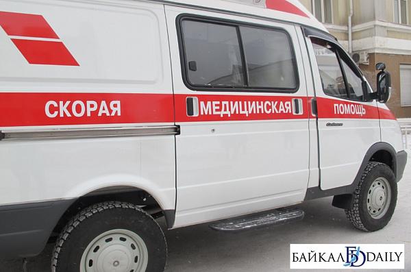 В Братске неадекватный мужчина напал на санитара «скорой помощи»