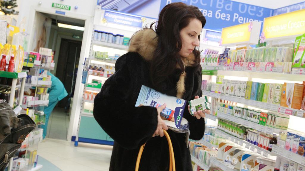 Минпромторг выступил за продажу лекарств в продуктовых магазинах