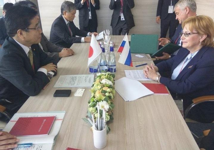 Россия и Япония наладят сотрудничество в сфере геронтологии и борьбы с неинфекционными заболеваниями