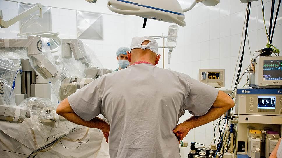 здравоохранение в хаосе