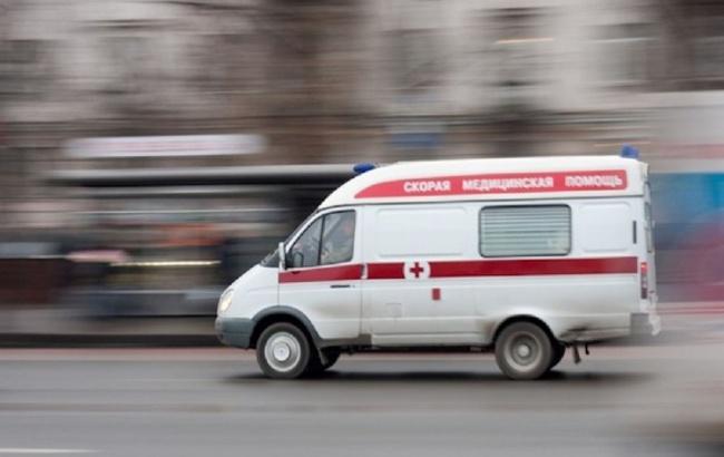 """В Курске """"скорая помощь"""" протаранила 4 машины"""