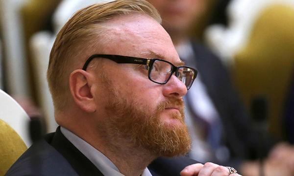 Милонов просит Генпрокуратуру проверить ВИЧ-диссидентов на связи с террористами