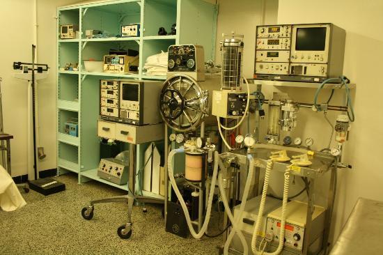 В смоленскую больницу поставили списанное из другого учреждения медоборудование