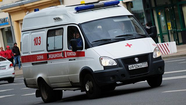 СК проверяет данные о нападении на сотрудников скорой помощи в Москве