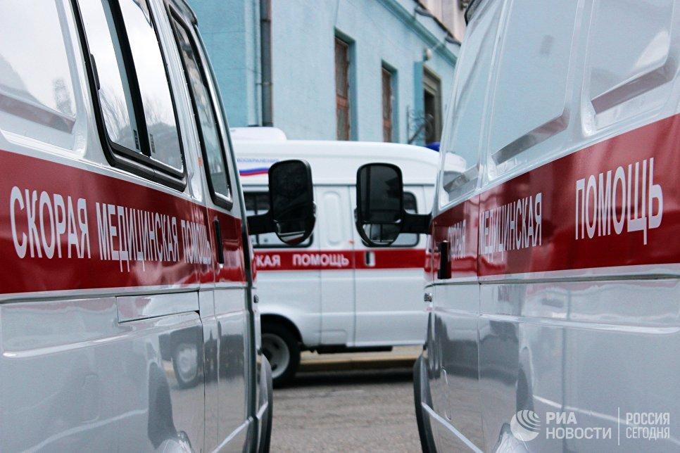 В России скорая едет до пациента не более 20 минут