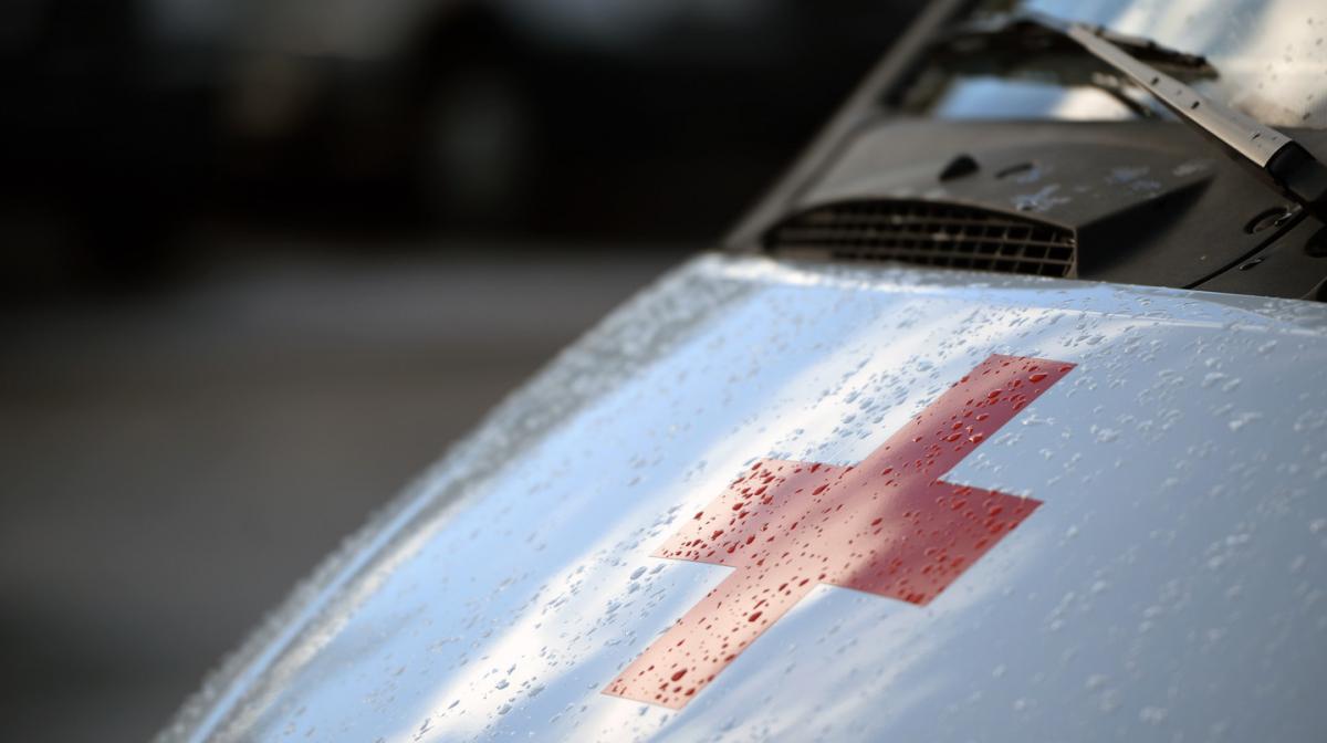 Неизвестный в Подмосковье избил водителя скорой помощи