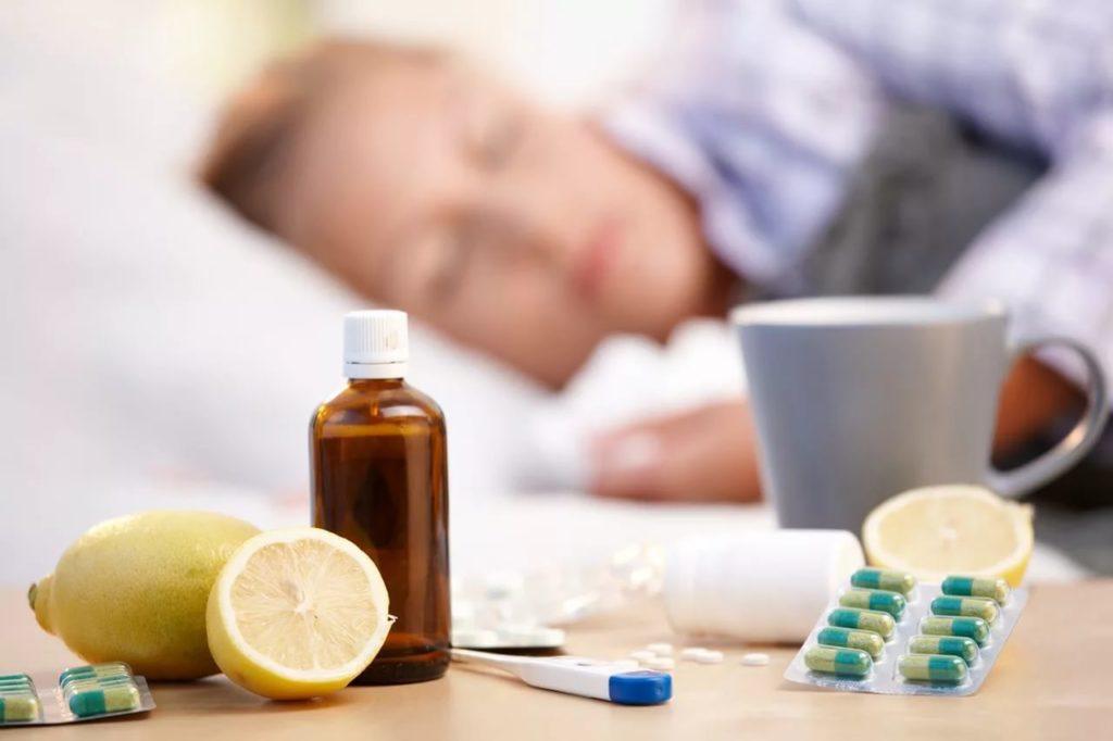 Минздрав спрогнозировал эпидемию гриппа в России в ноябре