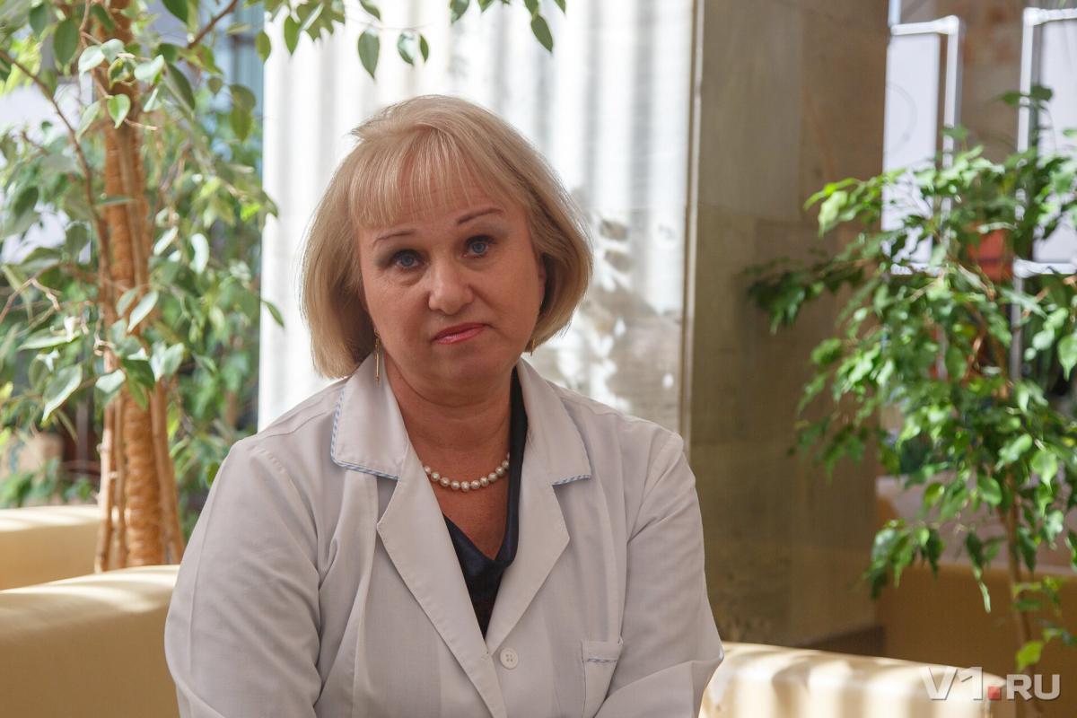 """Врач из Волгограда рассказала журналистам о несуществующем ВИЧ и """"мировом заговоре"""""""