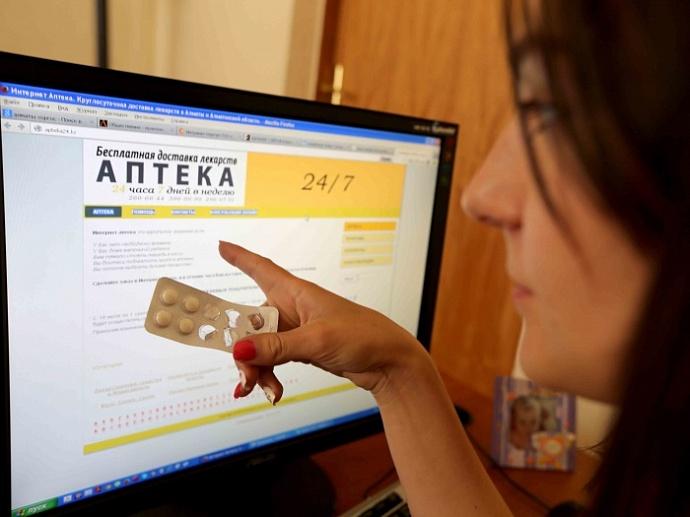 В Госдуму внесли законопроект о продаже лекарств через Интернет