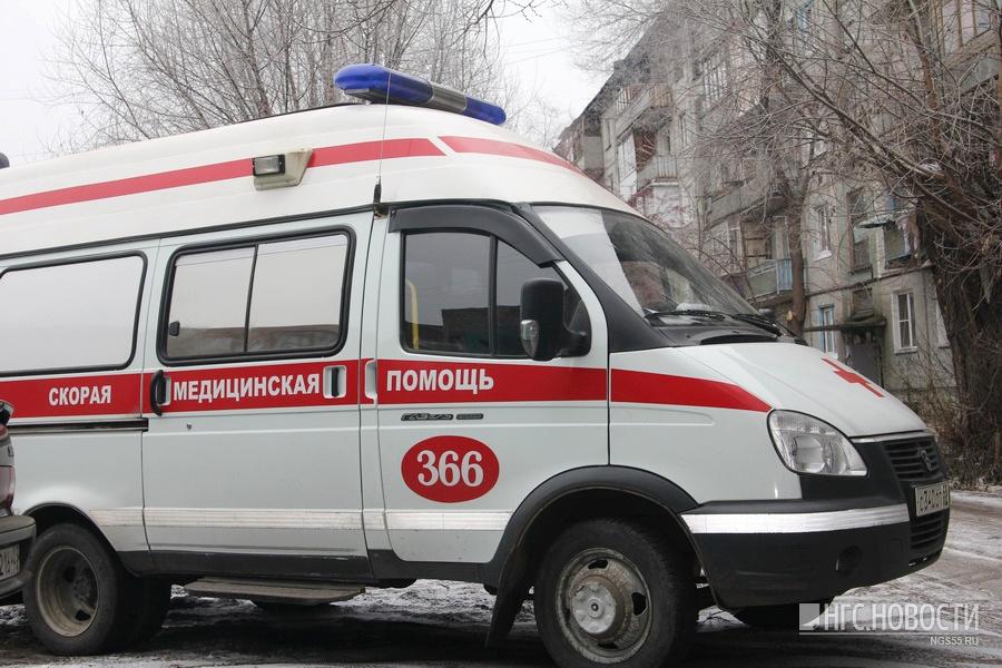 Омичу грозит колония за угрозу убить фельдшера «скорой помощи»