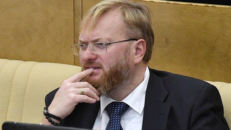 Милонов предложил законодательно запретить операции по смене пола